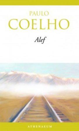 Paulo Coelho-Alef (új példány)