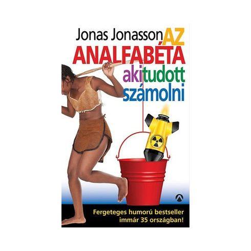 Jonas Jonasson-Az analfabéta, aki tudott számolni (új példány)