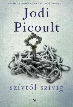Jodi Picoult-Szívtől szívig (új példány)