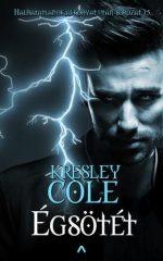 Kresley Cole - Égsötét - Halhatatlanok alkonyat után 15. (új példány)