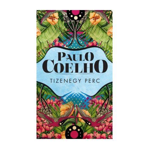 Paulo Coelho-Tizenegy perc (új példány)