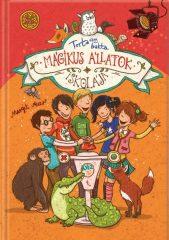Margit Auer-Mágikus állatok iskolája 5. (Új példány, megvásárolható, de nem kölcsönözhető!)