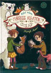 Margit Auer-Mágikus állatok iskolája 9. (új példány)