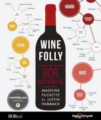 Justin Hammack-Madeline Puckette - Wine Folly-A bor nagykönyve (Új példány, megvásárolható, de nem kölcsönözhető!)