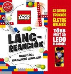 LEGO Láncreakciók - Tervezz és építs izgalmas mozgó szerkezeteket!