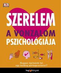Szerelem - A vonzalom pszichológiája (új példány)