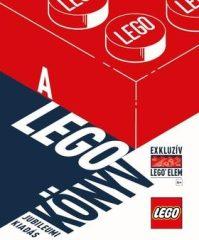 A LEGO KÖNYV - Jubileumi kiadás exkluzív elemmel  (új pédány)