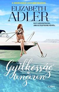 Elizabeth Adler-Gyilkosság a tengeren (új példány)