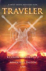 Arwen Elys Dayton-Traveler/Klánok hábórúja 2. (Új példány, megvásárolható, de nem kölcsönözhető!)