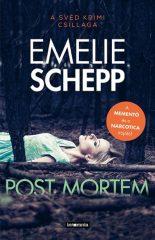 Emelie Schepp - Post mortem (új példány)
