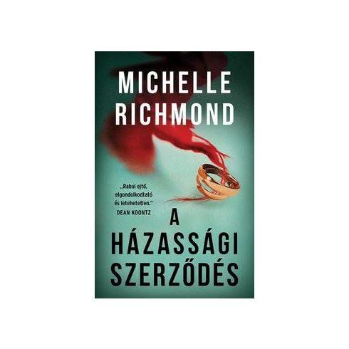 Michelle Richmond-A házassági szerződés (új példány)