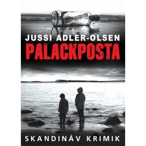 Jussi Adler-Olsen-Palackposta (új példány)
