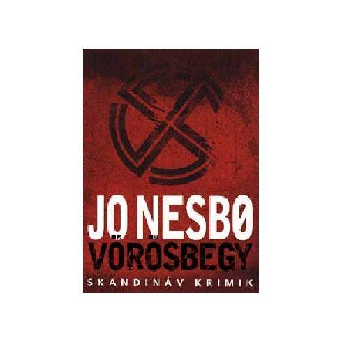 Jo Nesbo-Vörösbegy (új példány)