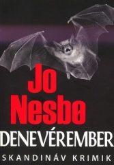 Jo Nesbo-Denevérember (új példány)