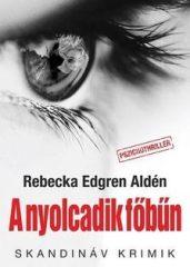 Rebecka Edgren Aldén-A nyolcadik főbűn (új példány)