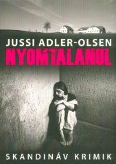 Jussi Adler-Olsen-Nyomtalanul (új példány)