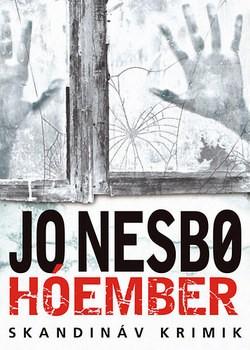 Jo Nesbo-Hóember/eredeti borító (új példány)