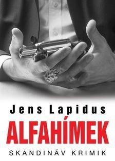 Jens Lapidus-Alfahímek (új példány)