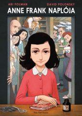 Ari Folman - Anne Frank naplója (új példány)