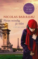 Nicolas Barreau - Párizs mindig jó ötlet-A kék tigris rejtélye (új példány)