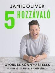 Jamie Oliver-5 hozzávaló (új példány)
