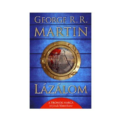 George R. R. Martin-Lázálom (új példány)