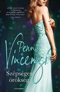 Penny Vincenzi-Szépséges örökség (új példány)