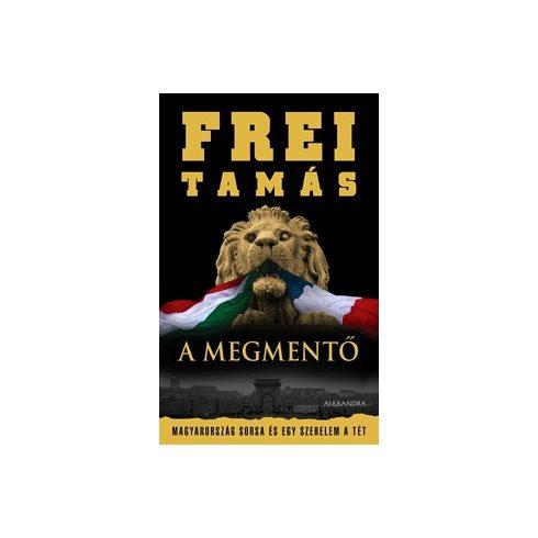 Frei Tamás-A megmentő (új példány)