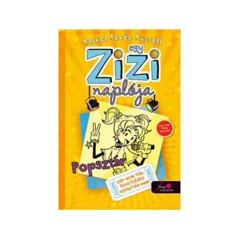 Rachel Renée Russel-Egy Zizi naplója 3.-Popsztár (új példány)
