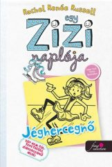 Rachel Renée Russel-Egy Zizi naplója 4. (Új példány, megvásárolható, de nem kölcsönözhető!)