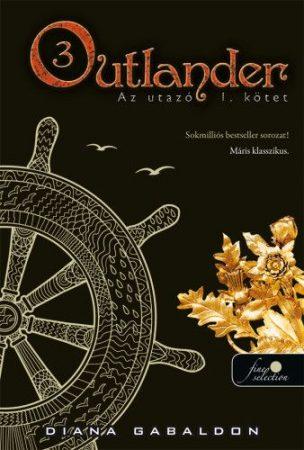 Diana Gabaldon-Outlander 3. (új példány)