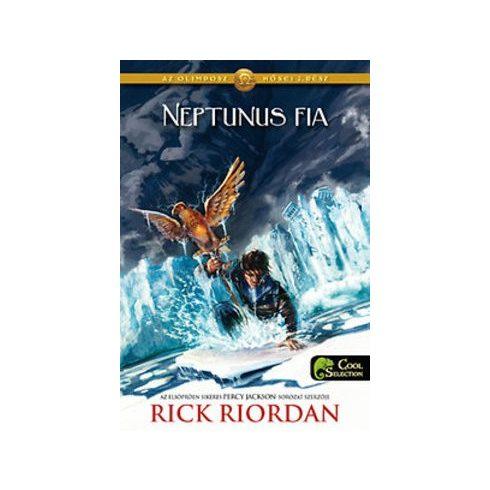 Rick Riordan-Az Olimposz hősei-Neptunus fia 2. (új példány)