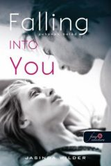 Jasinda Wilder-Falling Into You - Zuhanok beléd (Új példány, megvásárolható, de nem kölcsönözhető!)