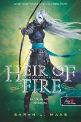Sarah J. Maas-Heir of Fire – A tűz örököse (Új példány, megvásárolható, de nem kölcsönözhető!)