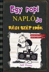 Jeff Kinney-Egy ropi naplója 10.-Régi szép idők (Új példány, megvásárolható, de nem kölcsönözhető!)