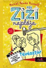 Rachel Renee Russell-Egy Zizi naplója 7.-Tévésztár (Új példány, megvásárolható, de nem kölcsönözhető!)