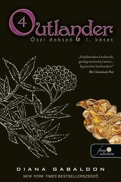 Diana Gabaldon - Outlander 4. (új példány)