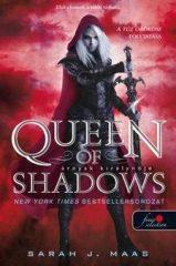 Sarah J. Maas-Queen of Shadows - Árnyak királynője Üvegtrón 4. (új példány)
