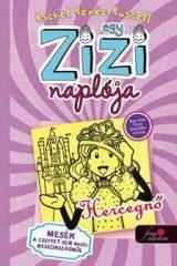 Rachel Renee Russell - Egy Zizi naplója 8. (Új példány, megvásárolható, de nem kölcsönözhető!)