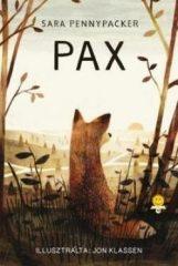 Sara Pennypacker-Pax (Új példány, megvásárolható, de nem kölcsönözhető!)