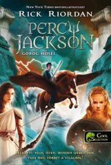 Rick Riordan-Percy Jackson görög hősei (Új példány, megvásárolható, de nem kölcsönözhető!)