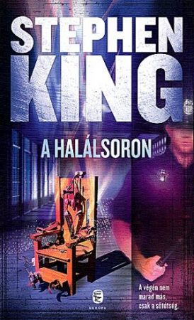 Stephen King-A halálsoron (új példány)