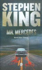 Stephen King-Mr. Mercedes /puha (új példány)