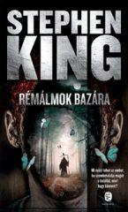 Stephen King-Rémálmok bazára (Új példány, megvásárolható, de nem kölcsönözhető!)