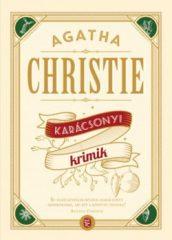 Agatha Christie - Karácsonyi krimik (Új példány, megvásárolható, de nem kölcsönözhető!)