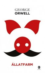 George Orwell - Állatfarm (új példány)