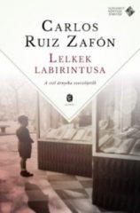 Carlos Ruiz Zafón - Lelkek labirintusa (új példány)