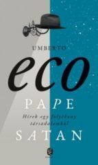 Umberto Eco-Pape Satan (új példány)