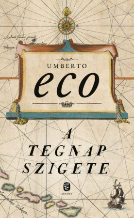 Umberto Eco - A tegnap szigete (új példány)