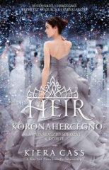 Kiera Cass-A koronahercegnő (Új példány, megvásárolható, de nem kölcsönözhető!)